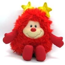 "Rainbow Bright SPRITE 12"" Red Plush Stuffed Animal Toy Mattel 1983 Hallmark - $28.49"