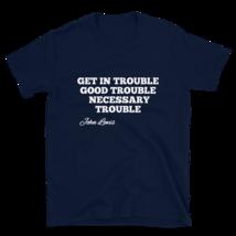 Good Trouble John Lewis T-shirt / Good Trouble T-shirt / John Lewis T-Shirt image 9