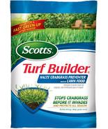Scotts Turf Builder Halts Crabgrass Preventer with Lawn Food, 5,000 sq. ft. - $35.99+
