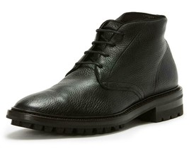 New in Box - $398 FRYE Frye Greyson Chukka Black Leather Boot Size 10.5 - £121.70 GBP