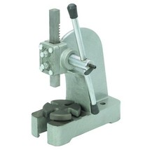 1 Ton Arbor Press Lever Bench Mountable Bearings U Joints Pins Assembly ... - $84.89
