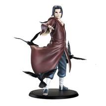 Naruto Uchiha Itachi 1/8 Scale Painted Figure Uchiha Itachi Anime PVC Fi... - $28.85