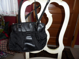 Etienne Aigner black  shoulder bag - $9.50