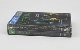 ARROW 2 Complete Seasons: The Complete Third and Fourth Seasons DVD New ... - $24.99