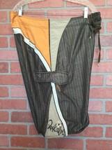 Qicksilver Mens Board Shorts Size 38 Swim Trunks Elastic On Legs Neo Fly (3A5) - $15.83