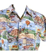 D'em Crazy Reno Biggest Little City Rodeo XL Hot August Air Races Shirt - $34.79