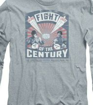Rocky 1976 Fight of the Century Balboa vs Creed long sleeve graphic tee MGM357 image 3