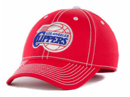 Los Angeles Clippers adidas M401Z NBA Basketball Team Stretch Fit Cap Hat - $19.99