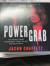 Power Grab: The Liberal Scheme to Undermine Trump, the GOP, and Our Repu... - $10.95