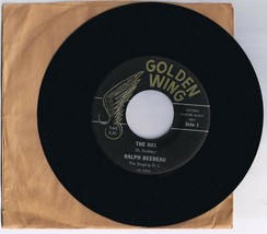 Ralph Beebeau Singing DJ The 601 45 rpm Record B River of Broken Dreams - $9.03