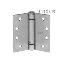 "Stanley Commercial 2060R, 4-1/2"" x 4-1/2"" Spring Door Hinge (3 Pack Box) * - $42.06"