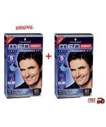2 X Schwarzkopf  Men Perfect   Professional  Hair Color Gel - Braun  Bla... - $32.57