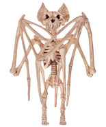 "36"" Large Skeleton Bat Halloween Decoration - $523.54 CAD"