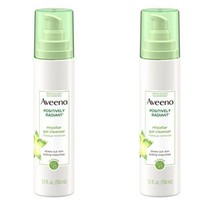Aveeno micellar gel cleanser make up remover - 5.1 Fl Oz Bottles - Pack ... - $22.77
