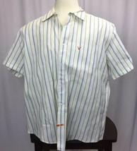 Striped American Eagle Outfitters Vintage Slim Fit Shirt, Men's size XXL... - $14.78