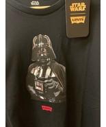 MEN'S LEVI'S STAR WARS DARTH VADER SIZE XL NWT Hard To Find - $21.78