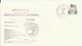 APOLLO 14 SUCCESSFUL MANEUVERING ENTRY VANDENBERG AFB, CA 2/9/1971 - $1.78