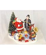 "Department 56 Snow Village ""Santa Comes To Town, 1997"" #54899 w/ Box - $10.00"