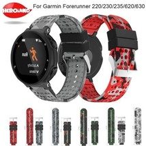 Replacement Wristband Accessory For Garmin Forerunner 220/230/235/620/63... - $8.44