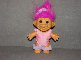 """Russ Troll Doll: 5"""" Aerobic Workout Suit - $10.00"""