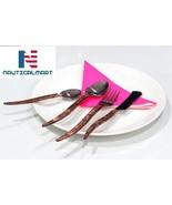 Al-Nurayn Modern Flatware Set With Stainless Steel Copper Cutlery Set - $49.00