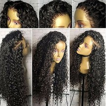 Brazilian Virgin Hair Lace Front Wigs Human Hair Wigs For Black Women Pr... - $82.31