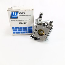 Walbro WA-141-1 Carburetor Genuine not Aftermarket - $79.00