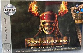 Pirates of the Caribbean DVD Treasure Hunt [Brand New] - $48.41