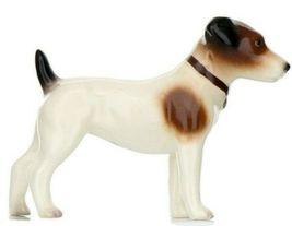 Hagen Renaker Dog Jack Russell Terrier Ceramic Figurine image 9