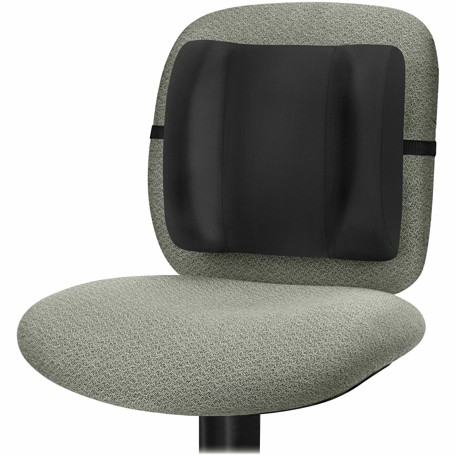 "Primary image for Fellowes Padded Backrest High Profile 13""x4""x12"" Black 91905"