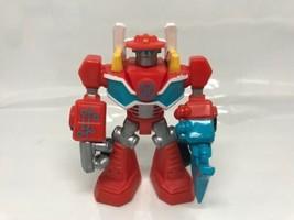 Playskool Heroes Transformers Rescue Bots HOT SHOT Figure (2014) - $4.94