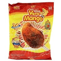 VERO MANGO With CHILE - Bag ( 40 in a Pack ) - $6.90