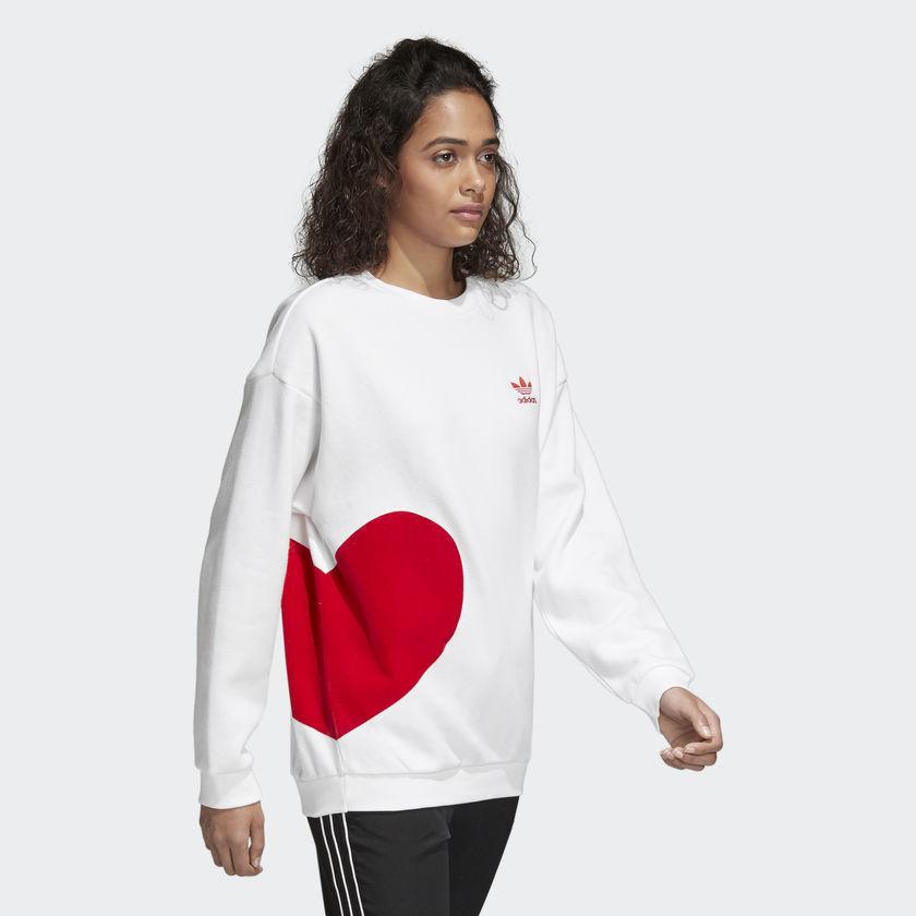 cbd375a5522 New Adidas Originals Women Hoodie Valentine and 50 similar items
