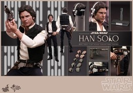 Hot Toys Star Wars A New Hope Han Solo MMS 261 - $595.00