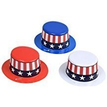 American Patriotic Fourth 4th of July USA Flag Independence Day Celebrat... - €11,48 EUR