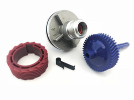 TH350 Speedometer housing 43 & 17 Tooth Gear Combinations & Clip GM BOP - $69.20