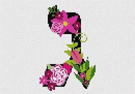 Pepita Letter Gimmel Needlepoint Kit - $74.25