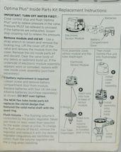 Sloan Water Repair Kit For Urinals EBV-1022-A 1.0 GPF 1.5 GPF image 5