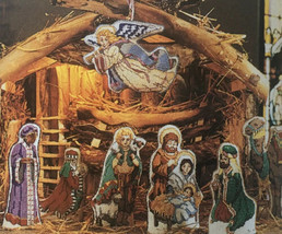 Cross Stitch & Country Crafts Magazines For Complete Nativity 1994 Chris... - $12.19