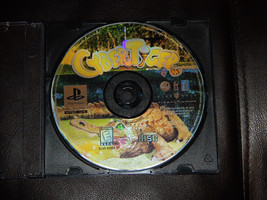 CyberTiger Sony PlayStation 1 1999 PS1 Golf Game Only Free Shipping EA S... - $4.94
