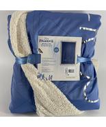 Disney frozen 2 anna elsa powerful sherpa reversible Blanket - $21.00