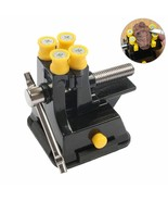 Hot Sale Jaw Carving Bench Clamp Suction Grip Micro Vise Clip DIY Craft ... - $14.20