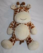 """Koala Baby Giraffe 12"""" Plush Soft Toy Stitched Tummy Stuffed Animal Tan Brown - $16.37"""