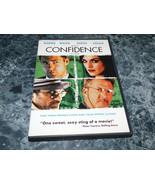 Confidence (DVD, 2003) - $2.99