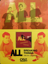 ALL, BREAKING THINGS POSTER (F4) - $9.49