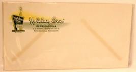 Vintage Holiday Inn Pascagoula Mississippi Envelope The Nations Innkeeper - $7.91