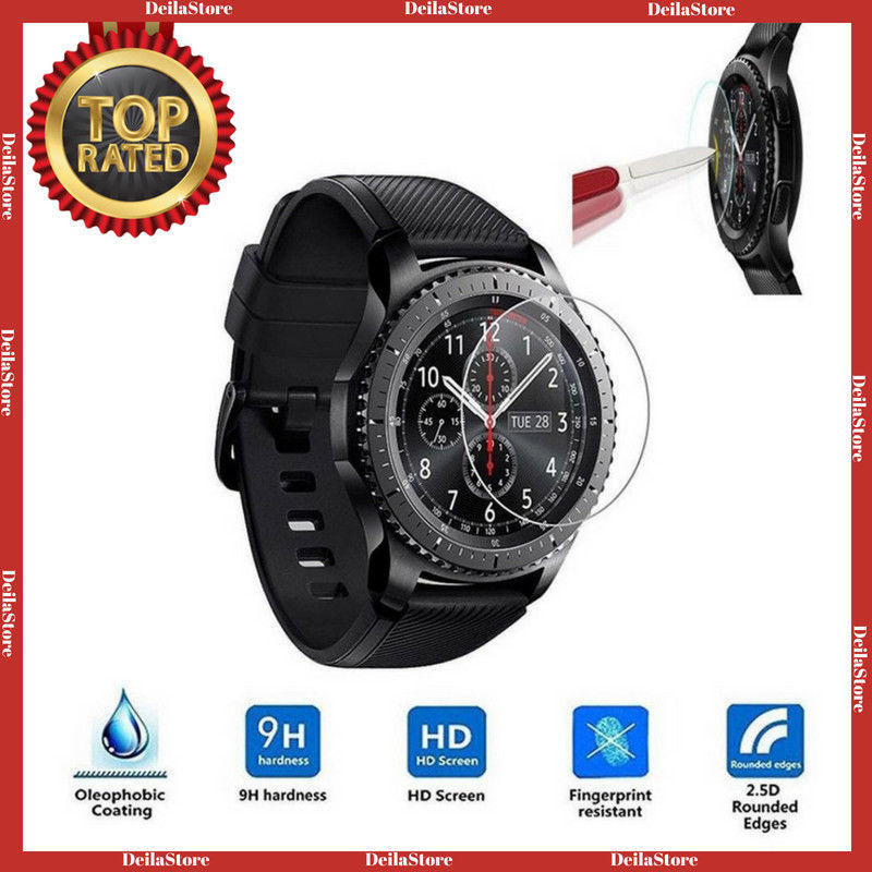 S l1600. S l1600. Previous. Radiance A3 Frontier Smartwatch Tempered Glass Samsung Gear S3/S2 Protective New. Radiance A3 Frontier ...
