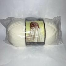 Lion Brand Pound Of Love Antique White 1020 Yds 16 Oz - $13.53