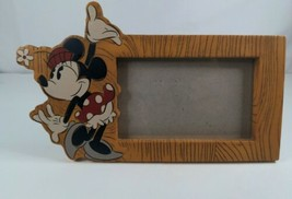"""Disney Store Vintage Style Mini Mouse Picture Photo 5"""" X 3.5"""" Frames See Pics  - $12.99"""