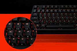 Maxtill G800K Mechanical Gaming Keyboard Kailh Longhua Switch USB Wired LED image 6
